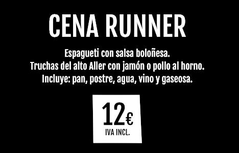 Cena Runner Trail Alto Aller