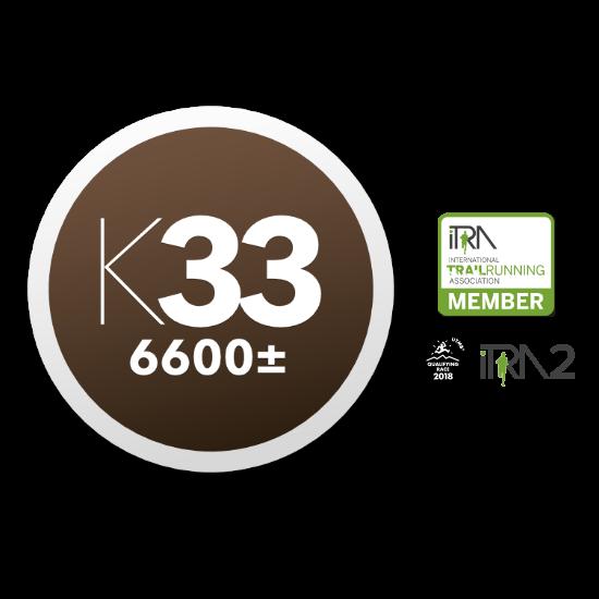 K33 Logo iTra