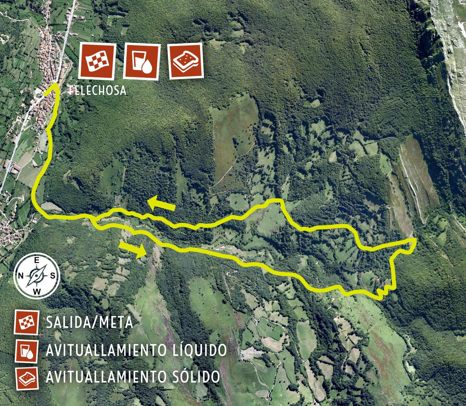 K8 Mapa de Carrera